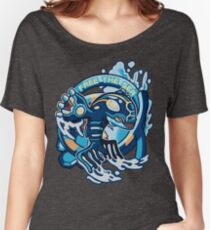 Free The Sea Women's Relaxed Fit T-Shirt