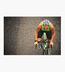 Melbourne Ironman Photographic Print