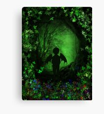 Jeremy The Wicca'd Canvas Print