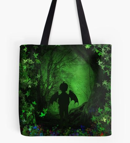 Jeremy The Wicca'd Tote Bag