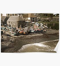Cadgwith Poster