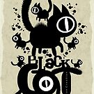 Black Cat by Exit  Man
