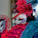 Venice - Carnival Mask 2012....01 - In the Mirror by paolo1955