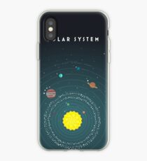 Sonnensystem iPhone-Hülle & Cover