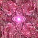 Pink star by Margherita Bientinesi