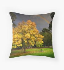 Coburg Lake Reserve Throw Pillow