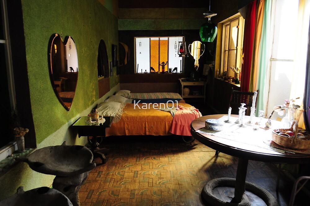 Helen Martin's home, Nieu Bethesda by Karen01
