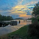 The Chesapeake Lock Park by KRincker