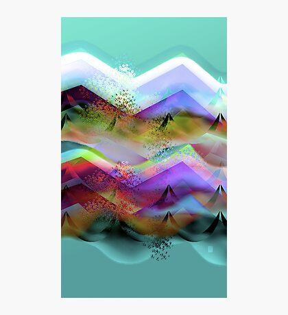 Ocean-Race_21 Photographic Print