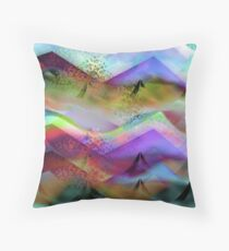 Ocean-Race_21 Throw Pillow