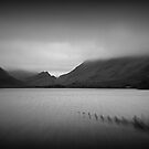 The Dark Side Of The Lake District (Derwent Water) by Lou Wilson