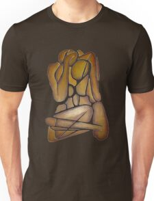 Abstract Lovers Unisex T-Shirt
