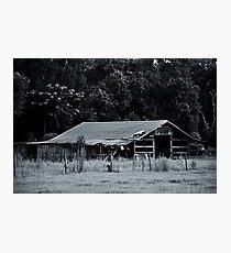 Rustic Barn Photographic Print