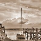 Skippool in Sepia. by Lilian Marshall