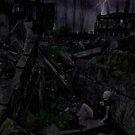 Western State Sanitarium Ruins by firemarie
