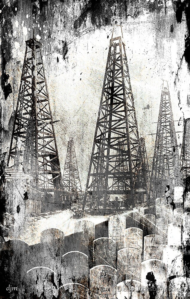 The True Price Of Oil by Diane Johnson-Mosley