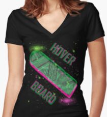 Hover Women's Fitted V-Neck T-Shirt