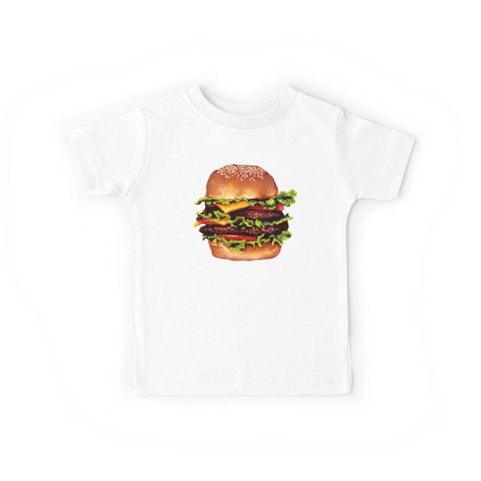 Doppel Cheeseburger 2 Muster von Kelly  Gilleran