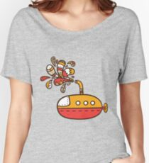 submarine Women's Relaxed Fit T-Shirt