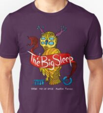 The Big Sleep - SXSW Unisex T-Shirt