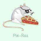 Pie-Rat by Katie Corrigan