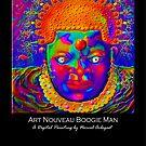 'Art Nouveau Boogie Man', by luvapples downunder/ Norval Arbogast