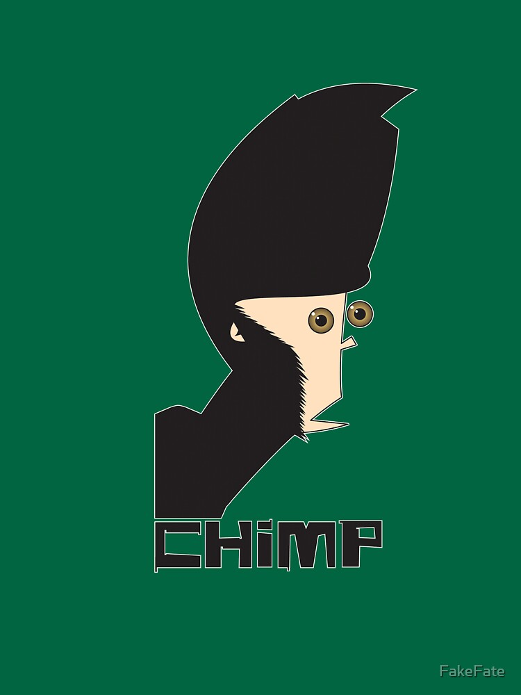 Chimp by FakeFate