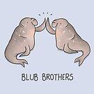 Blub Brothers by Katie Corrigan