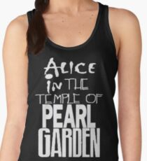 """ Alice in The Temple Of Pearl Garden"" Women's Tank Top"