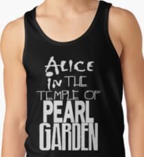""" Alice in The Temple Of Pearl Garden"" Tank Top"