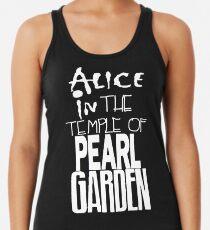 """Alice im Tempel des Perlengartens"" Racerback Tank Top"