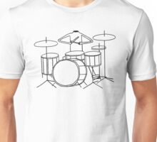 David Shrigley 'Headless Drummer' Shirt Unisex T-Shirt