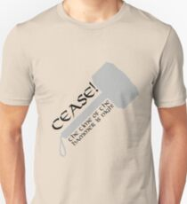Cease! Hammer Time! Unisex T-Shirt