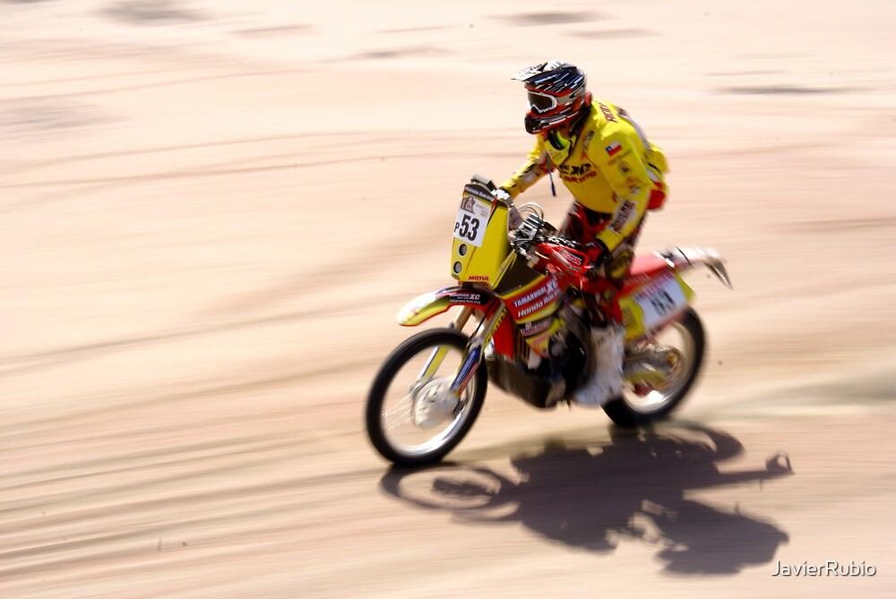 Dakar Peru 2012 by JavierRubio