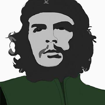 Che Guevara by mgcamacho