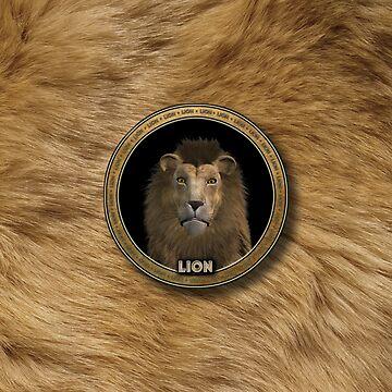 Lion - Mac OS X 10.7 by martinographics