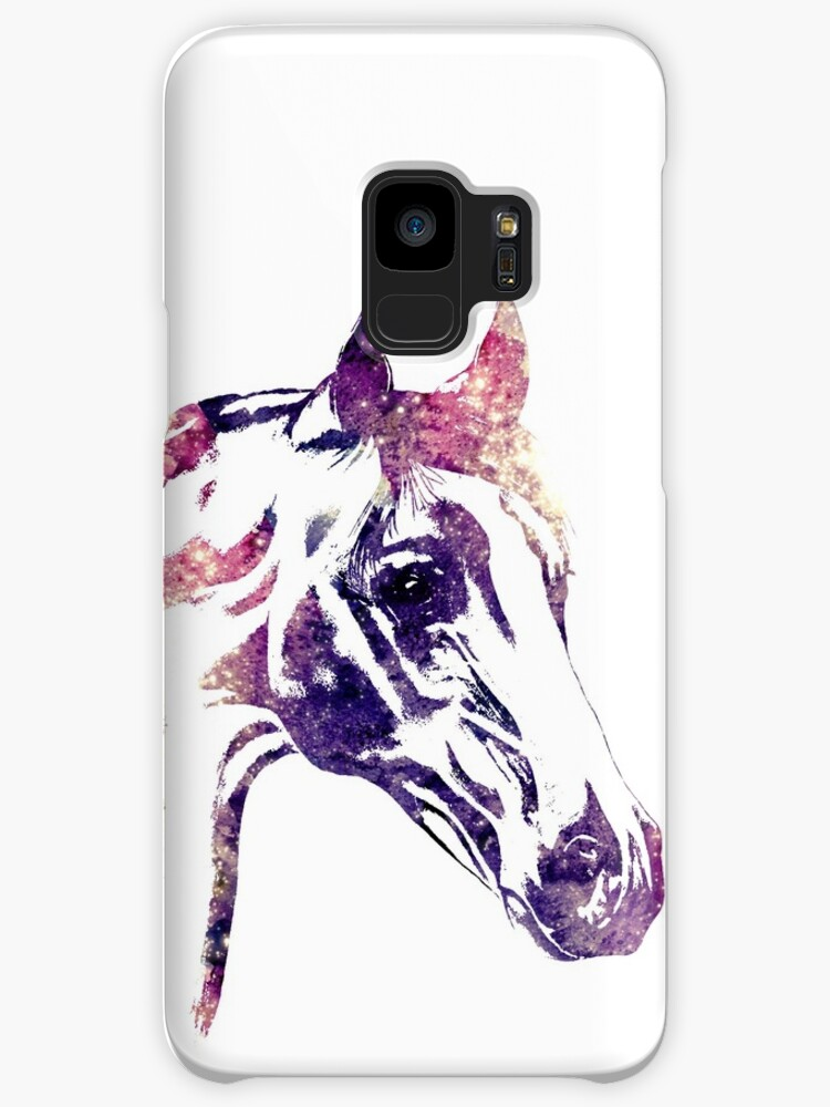 Galaxy Horse Cases Skins For Samsung Galaxy By Fallenapple