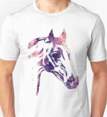 Galaxy Horse Unisex T-Shirt