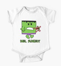 Mr Angry One Piece - Short Sleeve
