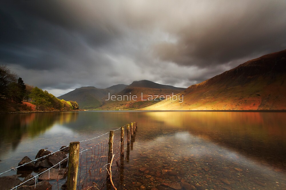 Painting With Light by Jeanie
