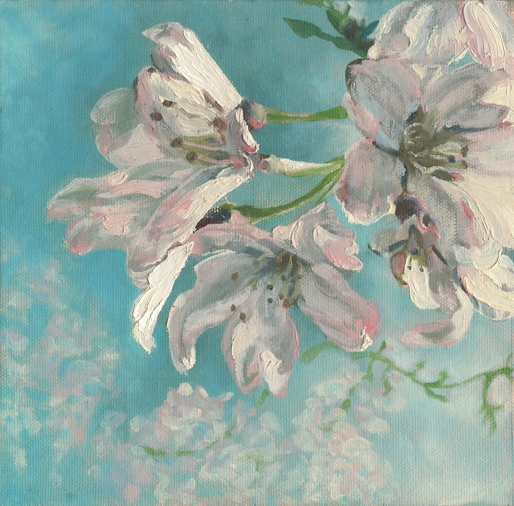 Blossoms by Janice Petitjean