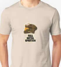 Halo: Full Metal Spartan T-Shirt