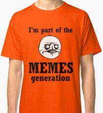 Memes generation Classic T-Shirt