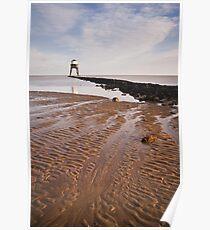 Dovercourt Beach Poster