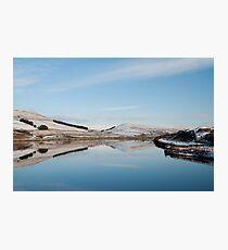 Woodhead Reservoir  Photographic Print