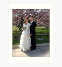 Un Bello Matrimonio .  Views 131. Thx! Art Print