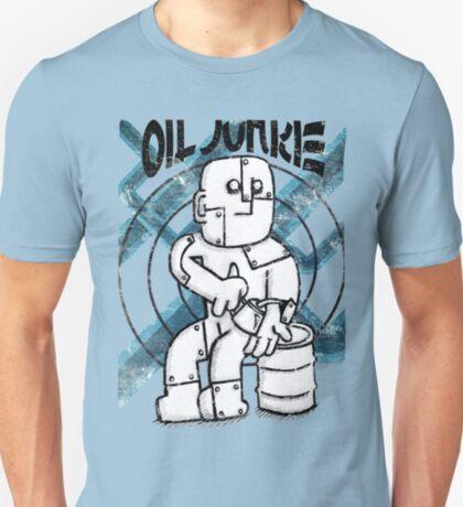 Oil Junkie - Vintage T-Shirt