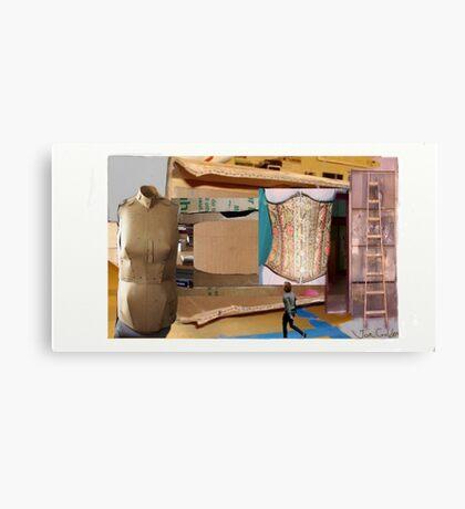 Maitrise Du Cadrage Canvas Print