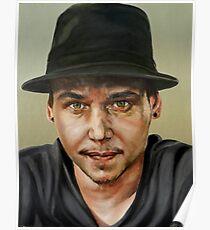 Leon the Artist Poster