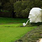 Smoking Grass by Michael J Armijo